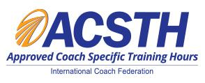 Executive Coaching in London and UK, ACSTH approved coach. international coach federation